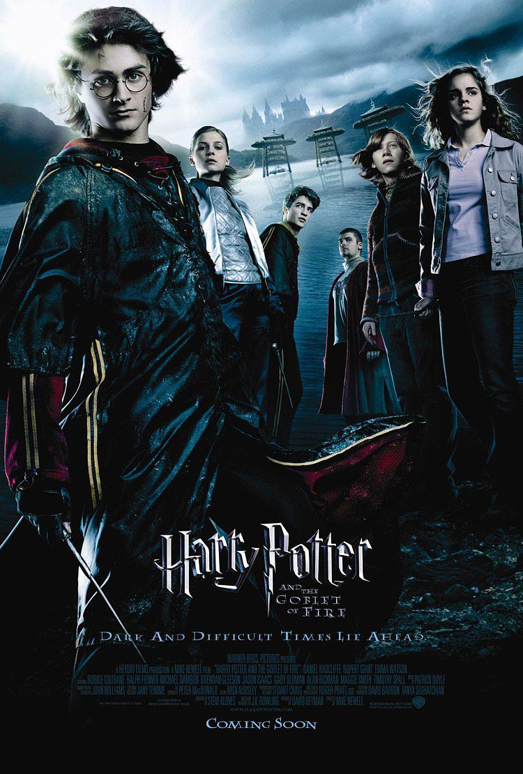 哈利·波特4(火焰杯)