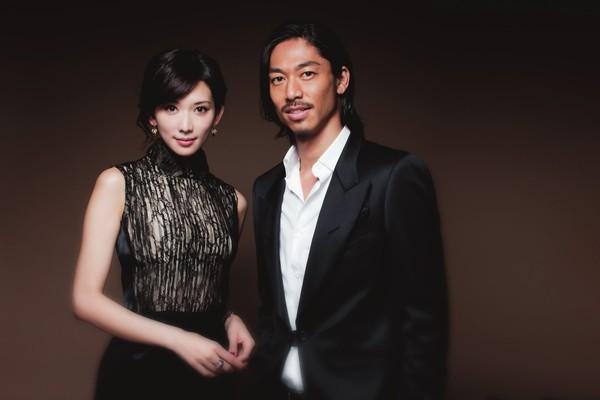 林志玲宣布结婚后感谢媒体:一切很幸福但很突然