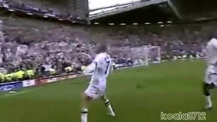经典重现! 贝克汉姆任意球绝杀希腊, 这一幕曾经感动哭多少球迷!