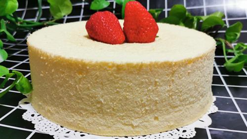 不用烤箱也能做蛋糕,不塌陷不回缩,松软香甜入口即化好吃不上火