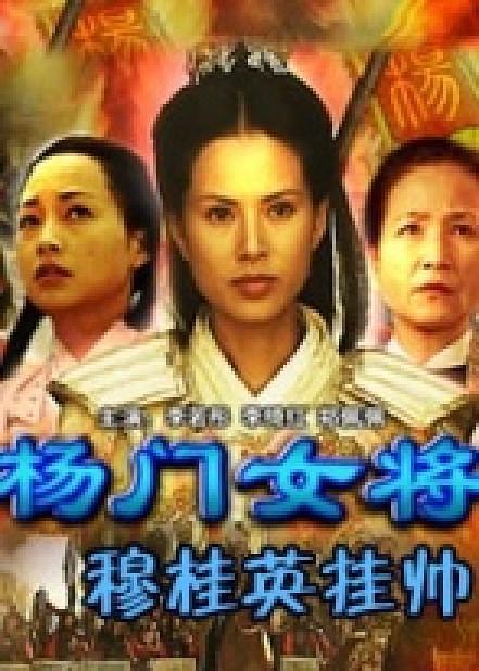 杨门女将14(穆桂英挂帅)