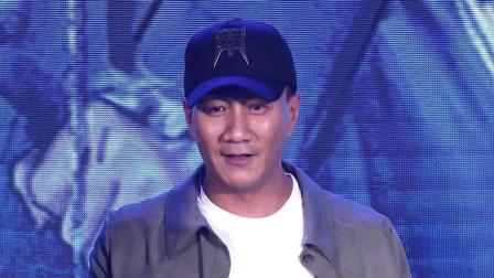 《战神纪》首映发布会: 陈伟霆说出了怕胡军的理由!