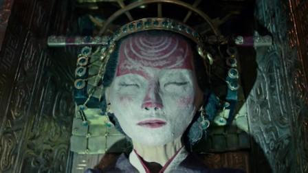 《古墓丽影源起之战》盗墓人碰了一下千年女尸王,结果就悲剧了
