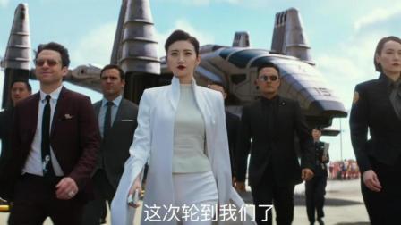 环太平洋2:雷霆再起网友:有景甜存在必然是中国主场
