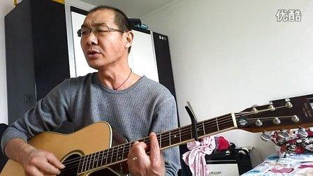 齐飞的吉他弹唱《画》赵雷中国好歌曲20140226