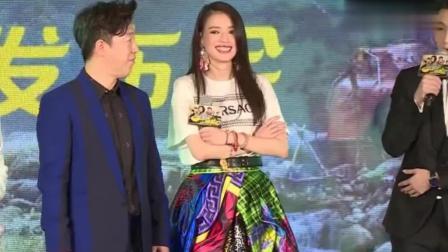 《一出好戏》北京首映,黄渤:选张艺兴只因舒淇一句话!