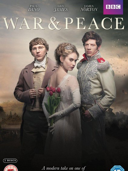 战争与和平 英语