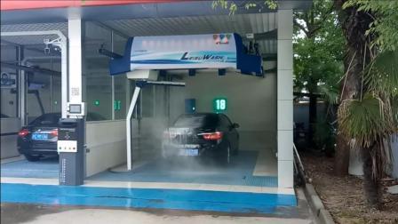 智能洗车新时代, 全自动洗车机引领洗车潮流发展