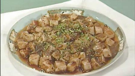 麻婆豆腐的做法视频讲解