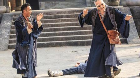 《新乌龙院:笑闹江湖》达叔重出江湖,笑闹经典喜剧再升级!