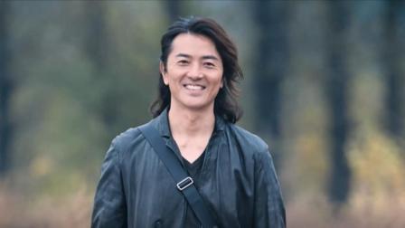 终于再见郑伊健《黄金兄弟》里的人物塑造不下于陈浩南