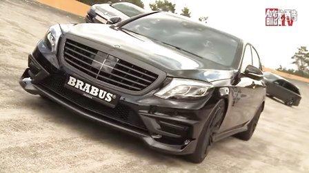 巴博斯Brabus 850改装版2015奔驰S级