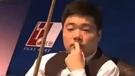 丁俊晖决胜局最任性斯诺克全场惊愕墨菲看呆