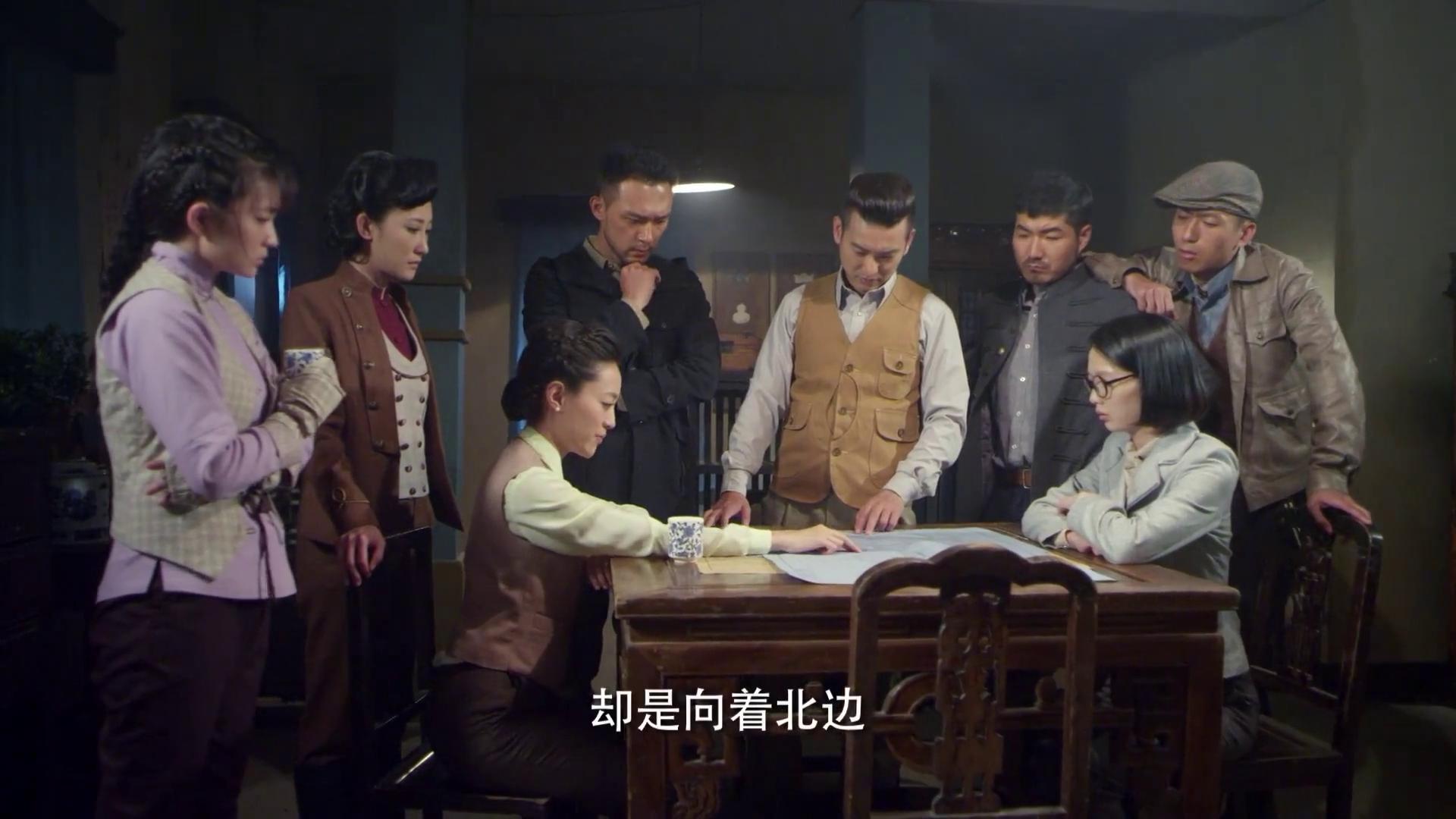 《飞哥战队》-第30集精彩看点 习文识破假图纸 山本阴谋遭粉碎