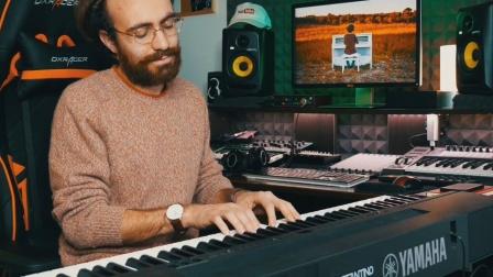 【钢琴】五十度飞 电影主题曲 For You丨Costantino Carrara