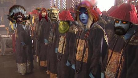 魔兽世界8.0最新CG,萨尔怒斥部落领袖