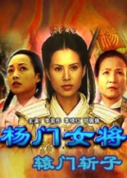 杨门女将13(辕门斩子)