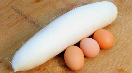 1个萝卜,3个鸡蛋,教你创意新吃法,真是太好吃了,上桌就光盘!