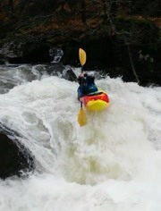 斯蒂文·巴克肖的河流极限挑战