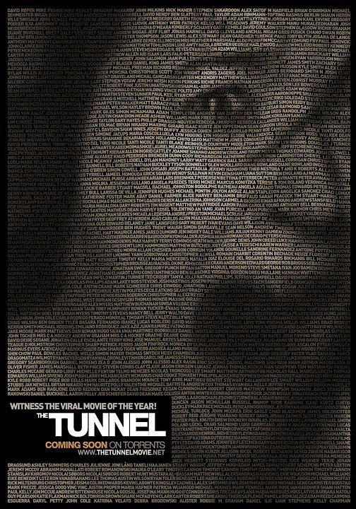 灵异隧道实录