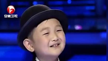 十岁男孩一首《好久不见》全场惊讶!连陈奕迅都说正