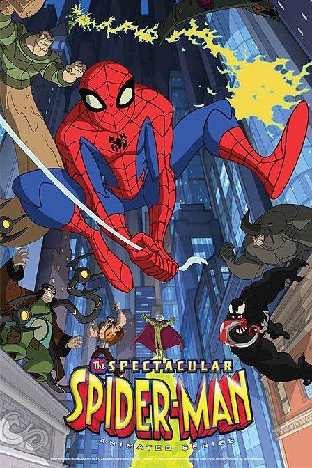 神奇蜘蛛侠