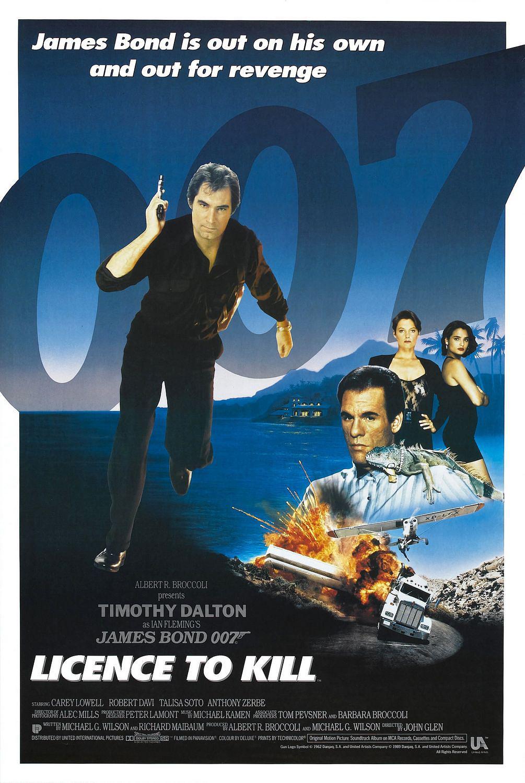 007(杀人执照)