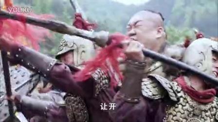 《隋唐演义》李元霸vs罗士信