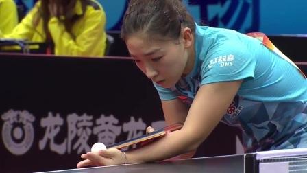 陈梦vs刘诗雯 2017年亚锦赛女单半决赛_C