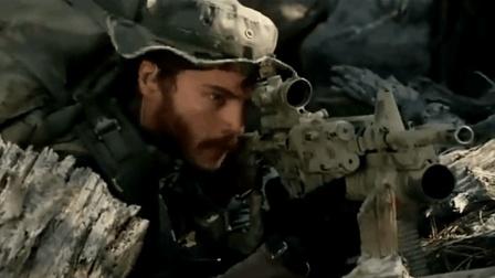 美军特种部队在丛林中,和敌人的狙击手对战,各种武器齐上阵!《孤独的幸存者》