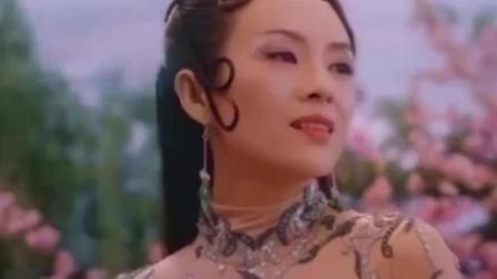 我就是演员:章子怡演绎青蛇重现经典片段,这身段这演技不愧是走国际范的