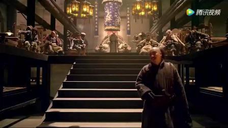 《智取威虎山》张涵予完美呈现天王盖地虎,宝塔镇河妖