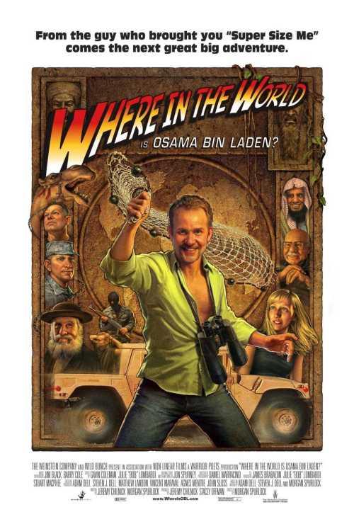 奥萨姆·本·拉登在哪里?