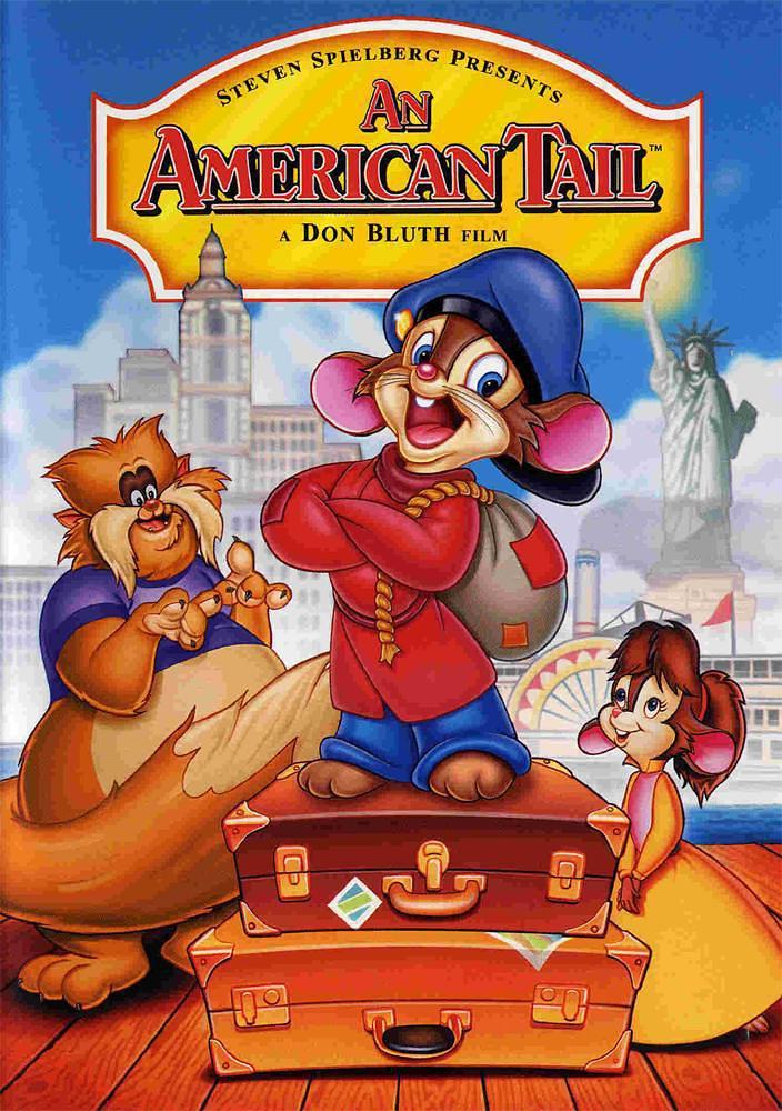 美国鼠谭1