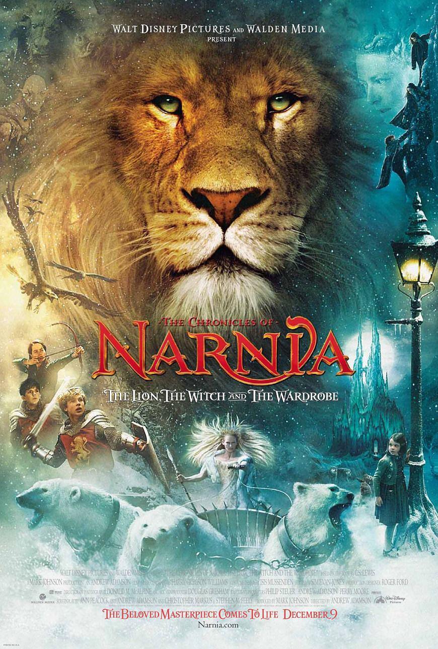 纳尼亚传奇1(狮子、女巫和魔衣橱)