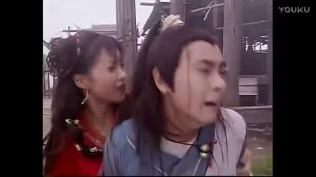 《绝代双骄》林志颖和苏有朋互飚演技