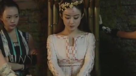 西游记女儿国:赵丽颖这段真是太逗了,要笑死我了!