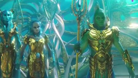 《海王》电影中被删减的永远是最精彩的部分,这一段你看过吗!