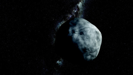 小行星威胁地球, 探测器上去探测, 却意外发现上面可能有水!