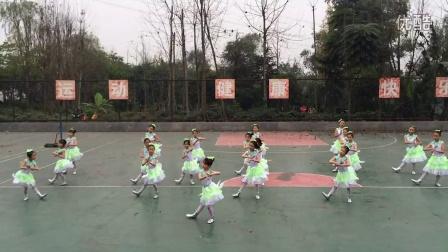 茉莉花儿童舞蹈