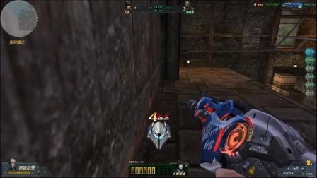 koss的生死狙击游戏视频 震惊垃圾网络竟然收获八人人头