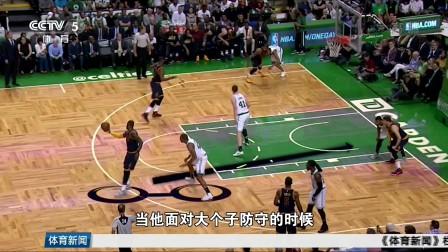 NBA东部决赛首场,看詹姆斯强大的战术