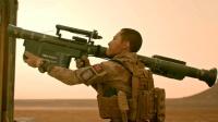 红海行动:张译斩敌方首领,女特种兵发射毒刺防空导弹