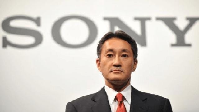 索尼CEO平井一夫将退休