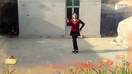 济阳淮里洼红霞广场舞爱你一生不后悔