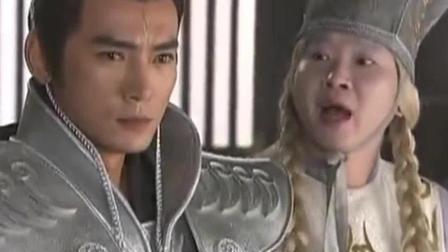 《宝莲灯前传》天奴竟然要杀了沉香,杨戬忍无可忍,一戟刺死了他!