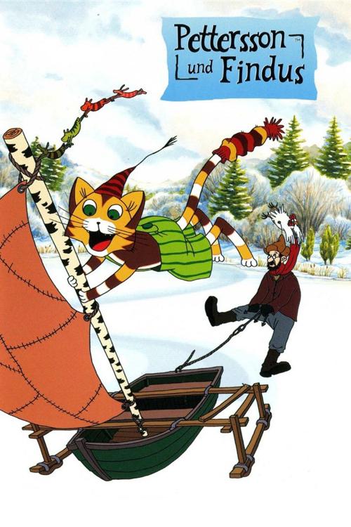 派特森和芬达猫(钓鱼记)