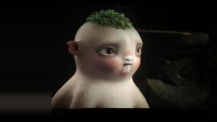 《捉妖记2》胡巴变小兔,哭的贼感人