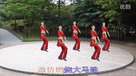 凤凰香香广场舞—大家一起来跳舞(正反面)