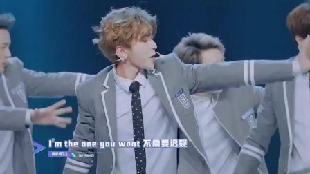 《偶像练习生》主题曲,一眼就看出主角是蔡徐坤